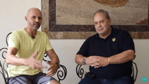 Entrevista com Branco CREF-PR