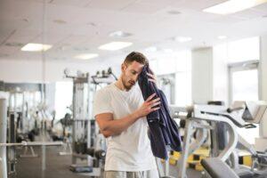 Hábitos atrapalhando ritmo na academia